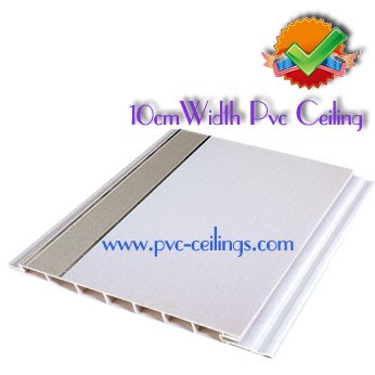 10cm width pvc ceiling