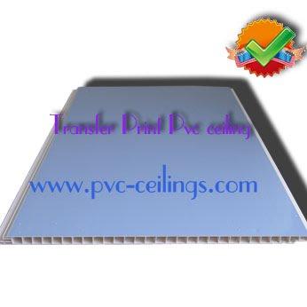 transfer print pvc ceiling